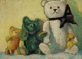Alexej von Jawlensky: Die Bärenfamilie