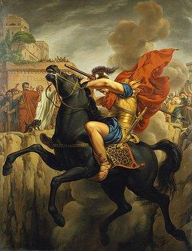 Pierre Joseph Celestin Francois: Der Tod des Marcus Curtius