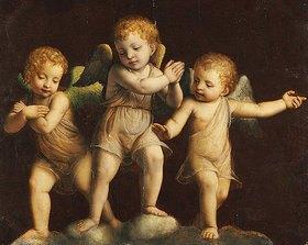 Bernardino Luini: Drei Putten