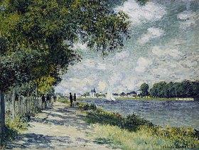 Claude Monet: Die Seine bei Argenteuil