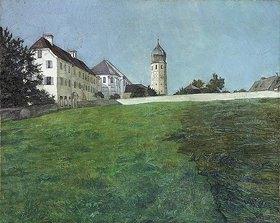 Wilhelm Trübner: Frauenchiemsee. (o.J.)