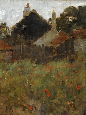 Willard Leroy Metcalf: Das Mohnblumenfeld
