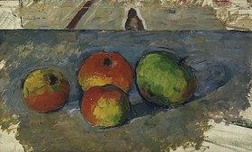 Paul Cézanne: Vier Äpfel