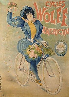 Unbekannter Künstler: Cycles Wolff