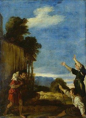 Domenico Fetti: Das Gleichnis vom verlorenen Schaf