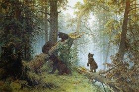 Iwan Iwanowitsch Schischkin: Morgen im Föhrenwald