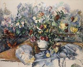 Paul Cézanne: Ein großer Blumenstrauß