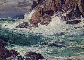 Edward Henry Potthast: Stürmische See