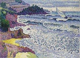 Henri Edmond Cross: Das rauschende Meer