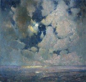 Soren Emil Carlsen: Das Meer bei Sonnenaufgang