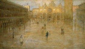 Pietro Fragiacomo: Piazza San Marco