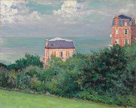 Gustave Caillebotte: Villen in Villers-sur-mer