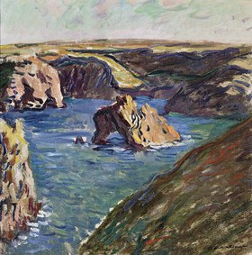 Claude Monet: Belle-Ile