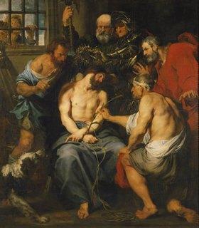 Anthonis van Dyck: Die Dornenkrönung Christi