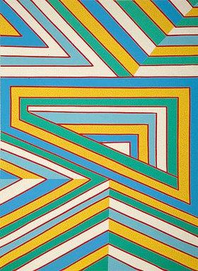 Ludwig Gebhard: Horizontal-Diagonal-Vertikal