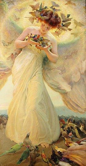 Franz Dvorak: The Angel of the Birds