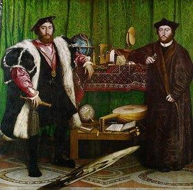 Hans Holbein d.J.: Die Gesandten