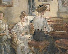 Fritz von Uhde: Hausmusik