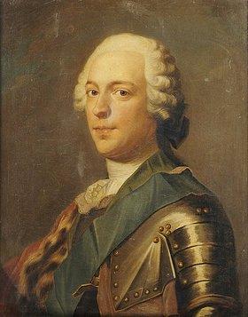Katherine Read: Portrait des Prinzen Charles Edward Stuart (1720-1788)