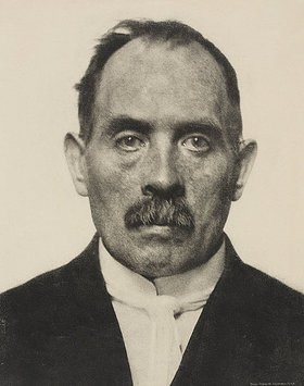 Hugo Erfurth: Portrait Lovis Corinth