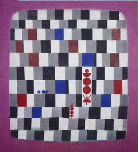 Paul Klee: Überschach