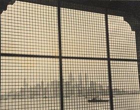 Erich Salomon: New York: Blick von Ellis Island auf Manhattan