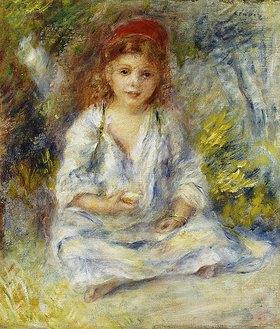 Auguste Renoir: Kleines algerisches Mädchen