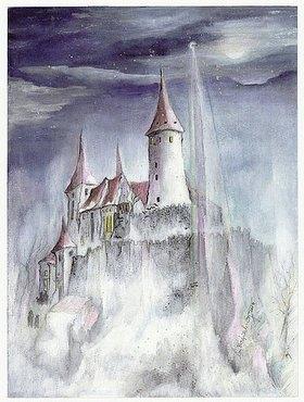 Annette Bartusch-Goger: Tschechien - Burg Krivoklát  (Krivoklaat)