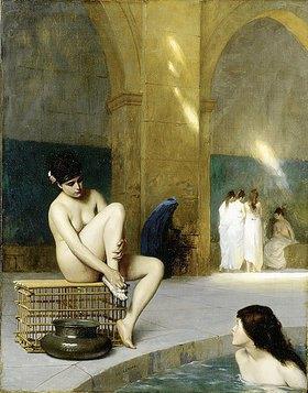 Jean-Léon Gérome: Frauenbad