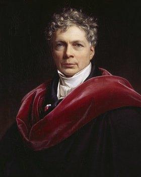 Joseph Karl Stieler: Bildnis Friedrich Wilhelm von Schelling