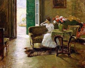 William Merrit Chase: Erinnerungen - In der italienischen Villa