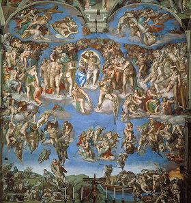 Michelangelo: Das jüngste Gericht