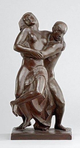 Georg Kolbe: Frauenraub
