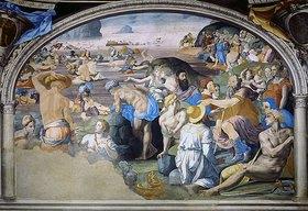 Agnolo Bronzino: Zug durchs rote Meer