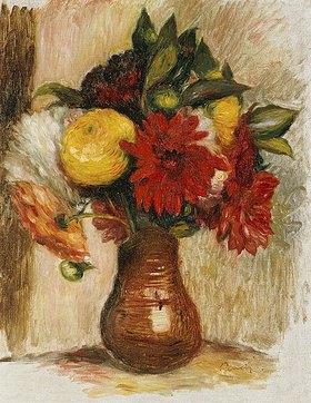 Auguste Renoir: Blumenstrauß in einem Krug
