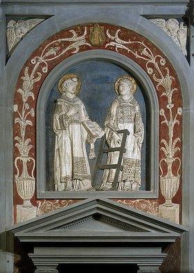 Donatello: Der heilige Laurentius und der heilige Stephanus