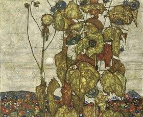 Egon Schiele: Herbstsonne