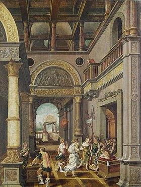 Hans Holbein d.J.: Das Urteil Salomonis