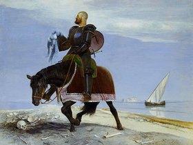 Arnold Böcklin: Der Abenteurer