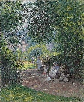 Claude Monet: Im Park Monceau (Au Parc Monceau)