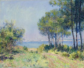 Claude Monet: Die Küste bei Varengeville