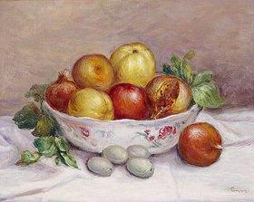 Auguste Renoir: Stillleben mit Granatapfel