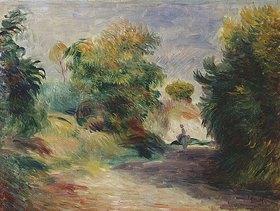 Auguste Renoir: Landschaft bei Cagnes