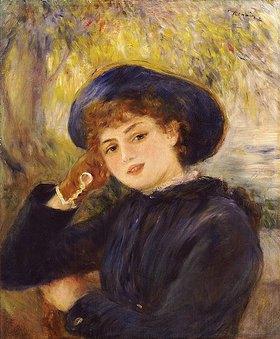 Auguste Renoir: Madamoiselle Demarsy