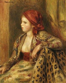 Auguste Renoir: Odaliske