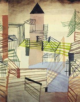 Paul Klee: Festungsbau