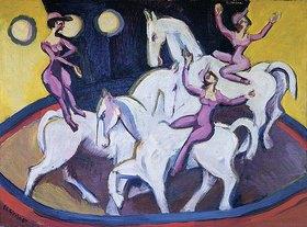 Ernst Ludwig Kirchner: Jockeyakt