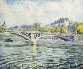 Henri Lebasque: Die Seine, Paris