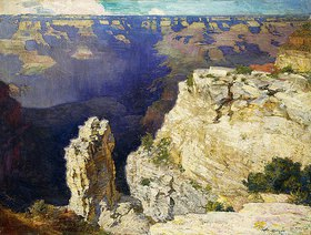 Edward Henry Potthast: Der Grand Canyon