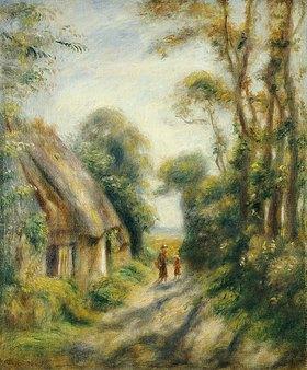 Auguste Renoir: Am Stadtrand von Berneval